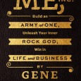 So, I just finished reading Me, Inc.: Build an Army of One, Unleash Your Inner Rock God, Win in Life and Business by Gene Simmons of KISS and I have to say that I TOTALLY loved it! It's about working hard and never thinking that someone else will hand it all to you.